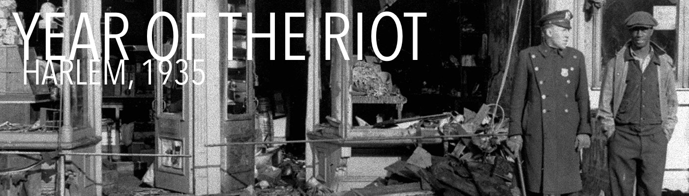 Year of the Riot